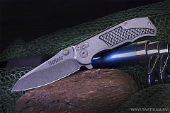Нож Kershaw Knockout 18700RDSW